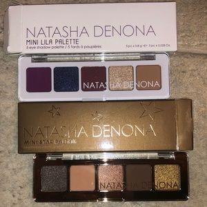 Natasha Denona mini eyeshadow pallets
